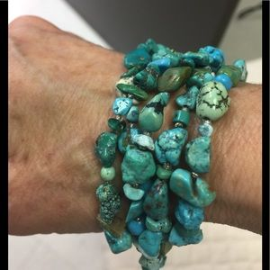 Jewelry - New crazy for turquoise Bracelet